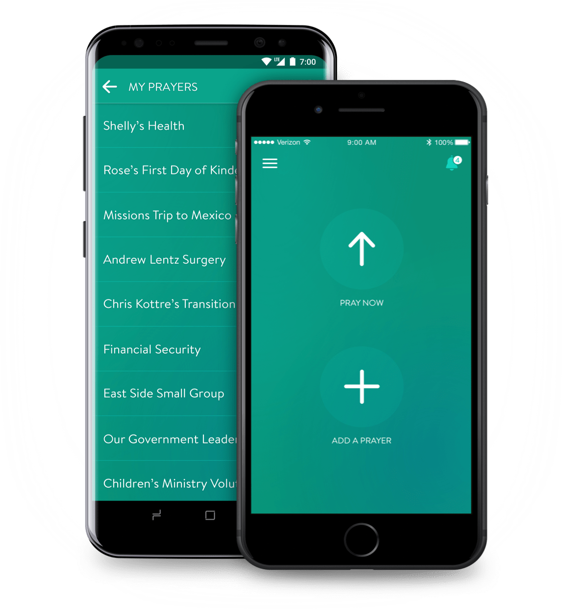 Echo Prayer App Remember To Pray And Ask Others To Pray